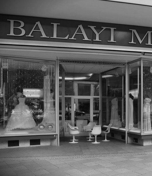 Balayi Brautmodengeschäft in Berlin und Hamburg